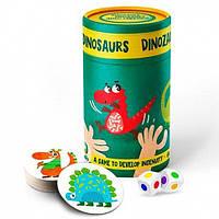 Гра настільна Динозаври 300207
