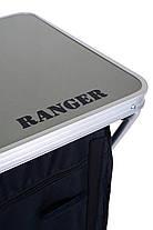 Тумба складная Ranger Folding + чехол, вес 4.5 кг (RA 1110), фото 3