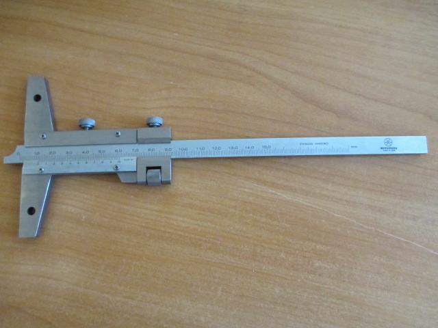 Штангенглубиномер   0-150 мм.Mitutoyo 527-101,возможна калибровка в УкрЦСМ