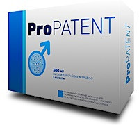 ProPatent ПроПатент капсулы для потенции  19097