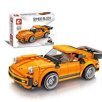 """Конструктор Конструктор Sembo 607015 """"Porsche"""" (аналог Lego Technic), 185 дет, фото 1"""
