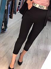 Женский костюм пиджак и капри , фото 3