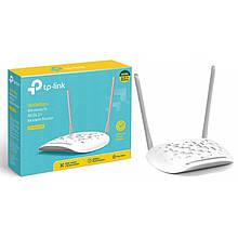 Wi-Fi роутер  TP-LINK TD-W8961N со встроенным модемом ADSL2+ (скорость до 300 Мбит/с)