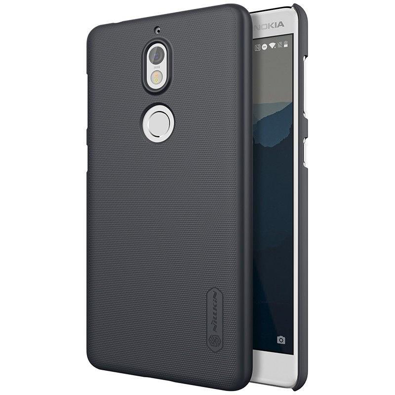 Чехол Nillkin Matte для Nokia 7 (+ пленка) Черный