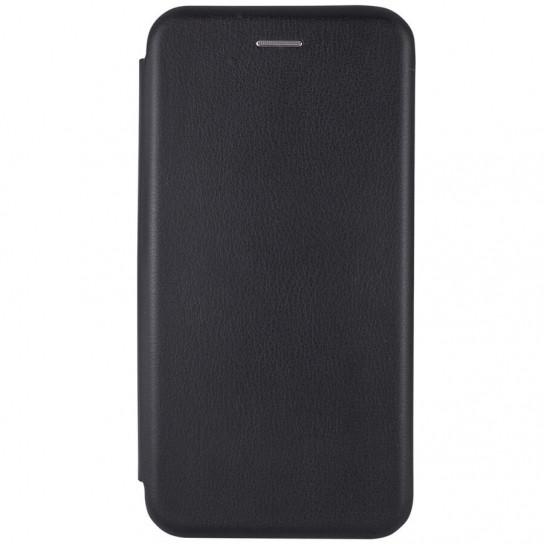 Кожаный чехол (книжка) Classy для Samsung Galaxy A20 / A30 Черный
