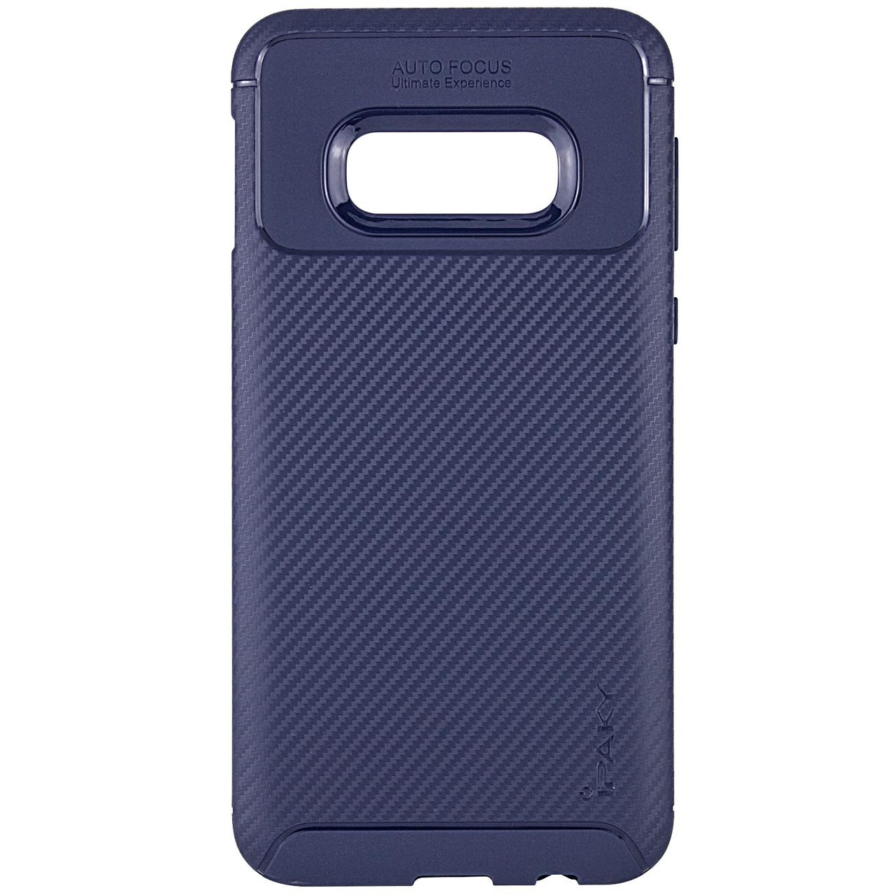 TPU чехол iPaky Kaisy Series для Samsung Galaxy S10e Синий
