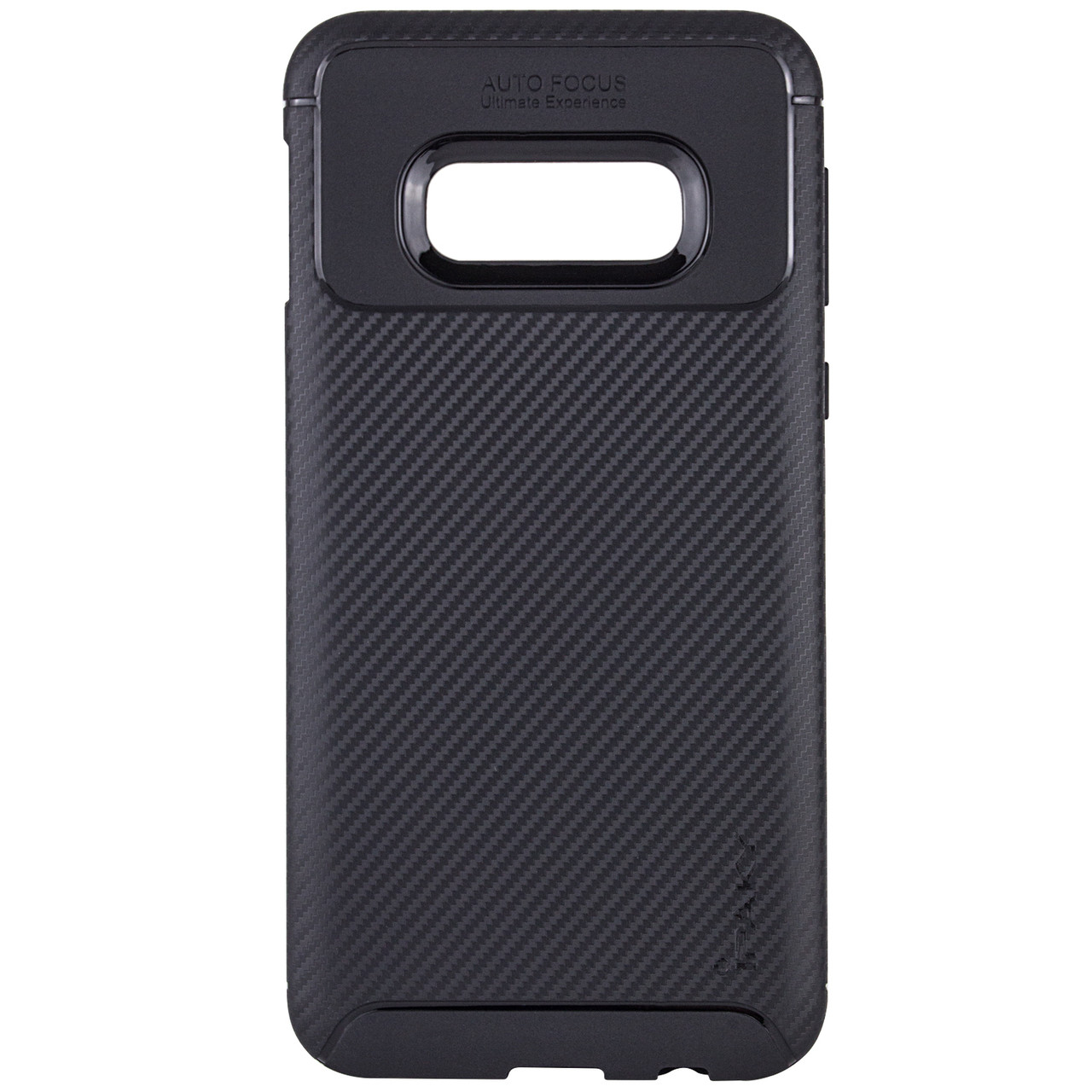 TPU чехол iPaky Kaisy Series для Samsung Galaxy S10e Черный