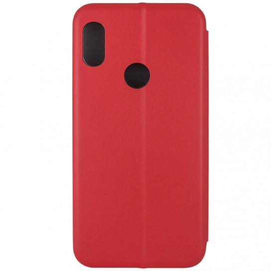 Кожаный чехол (книжка) Classy для Xiaomi Redmi 7 Красный