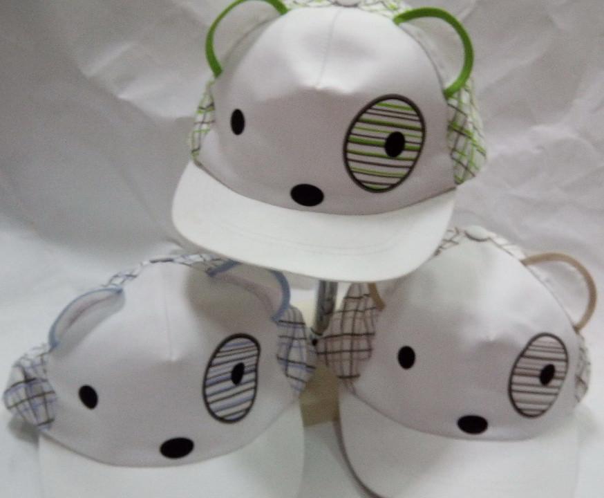 Легкая детская летняя кепка-бейсболка для мальчика и девочки 46-52