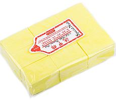 Безворсовые салфетки 1000шт Желтые
