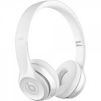 Наушники с микрофоном Beats by Dr. Dre Solo 3 Wireless Белый (F00177229)