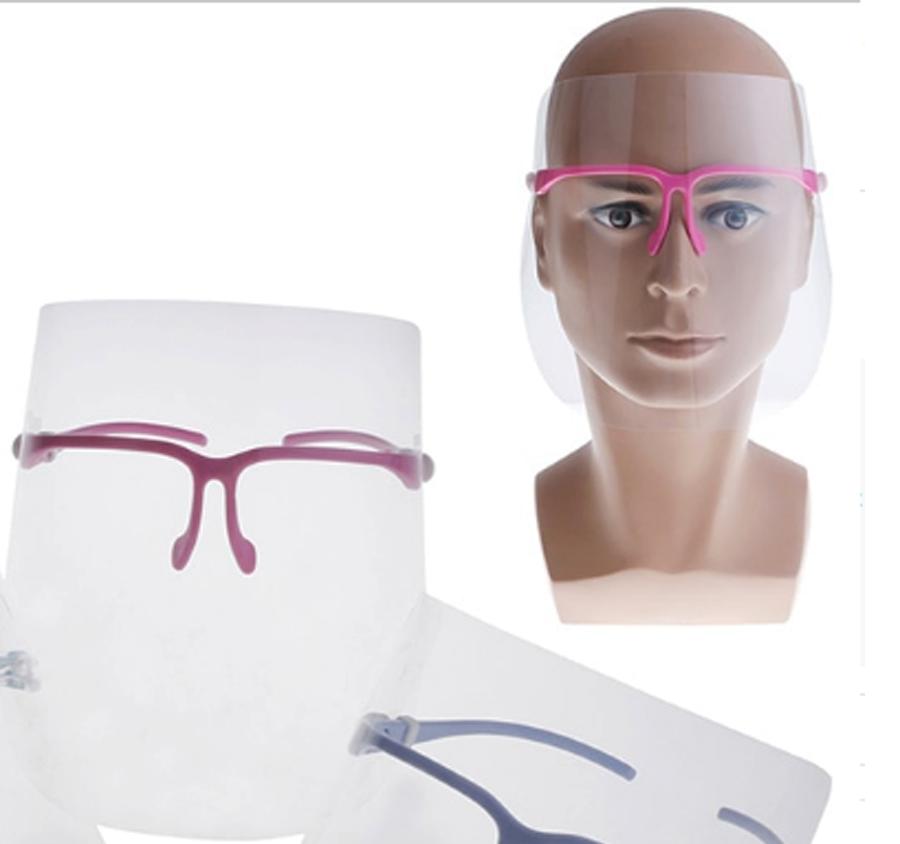 Защитная маска для мастера маникюра