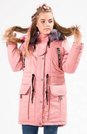 Куртки и комбинезоны для девочек