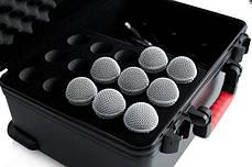 GATOR GTSA-MIC15 Кейс для 15 микрофонов, фото 2