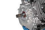 Двигатель Grunwelt GW460F-S / WM192F-S, бензин 18,0л.с., шпонка. БЕСПЛАТНАЯ ДОСТАВКА, фото 9
