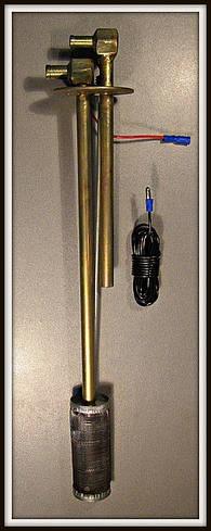 Подогреватель дизельного топлива ЭПДТ-150-06 (топливозаборник в сборе) ЗИЛ(бычок) стандартный