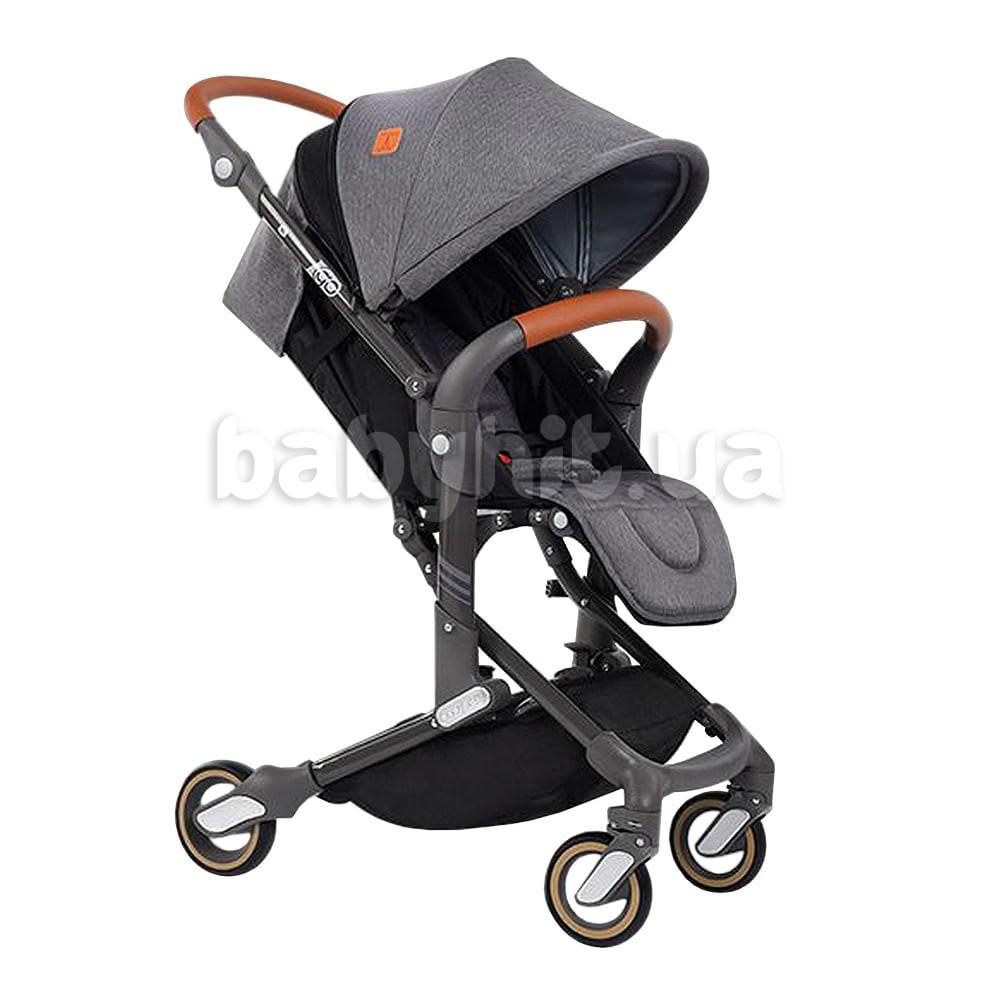 Прогулочная коляска Babysing I-go Gray