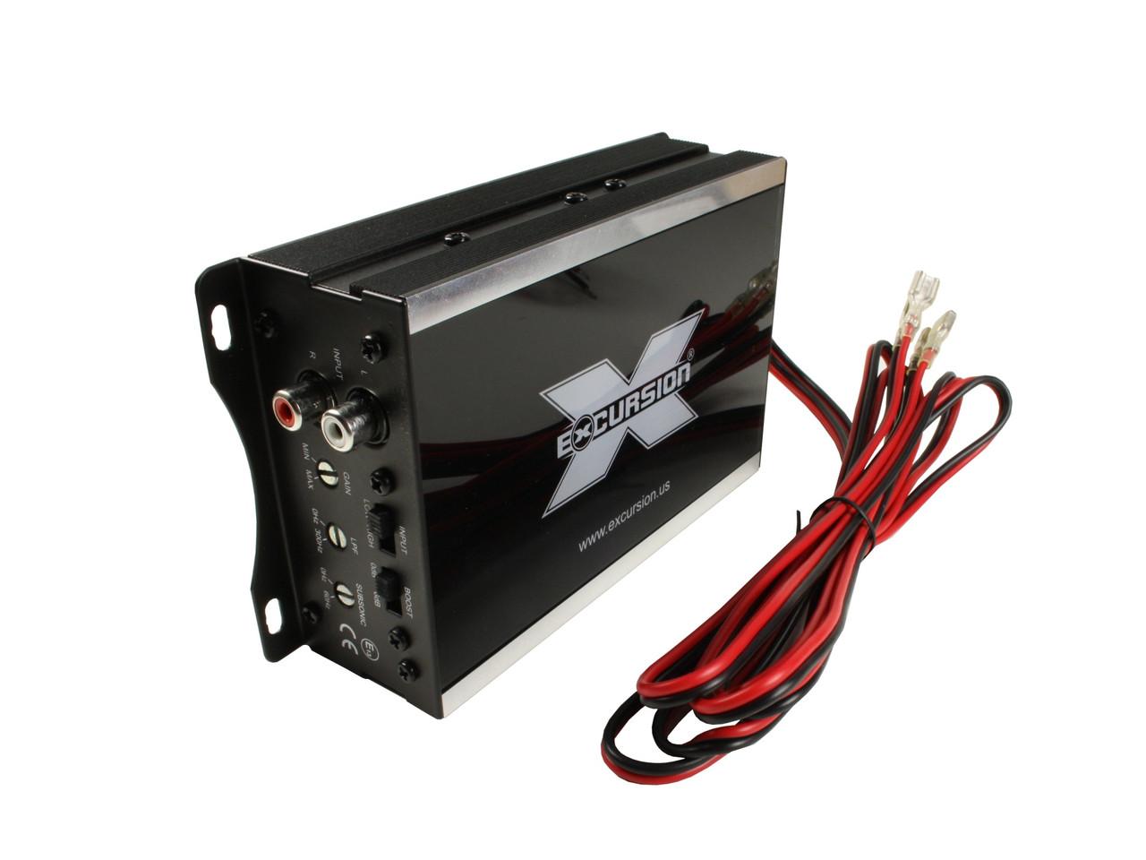 Підсилювач EXCURSION SXA 20 (двоканальний)
