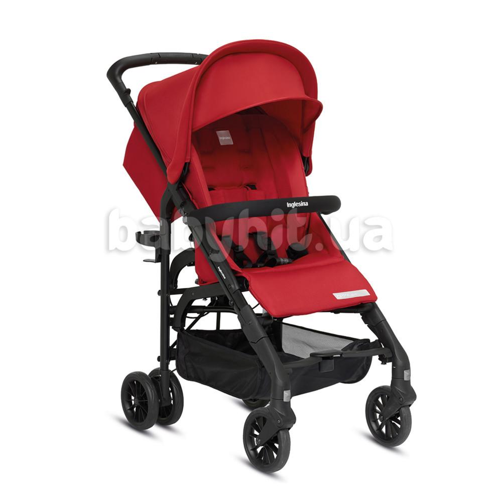 Прогулянкова коляска Inglesina Zippy Vivid light red