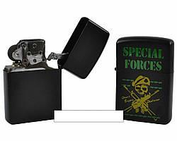 """Зажигалка бензиновая """"STAR """" Special Forces"""