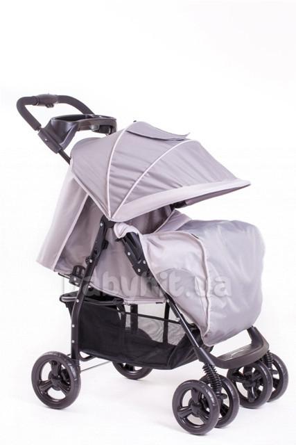 Прогулянкова коляска Babyhit Adventure Grey