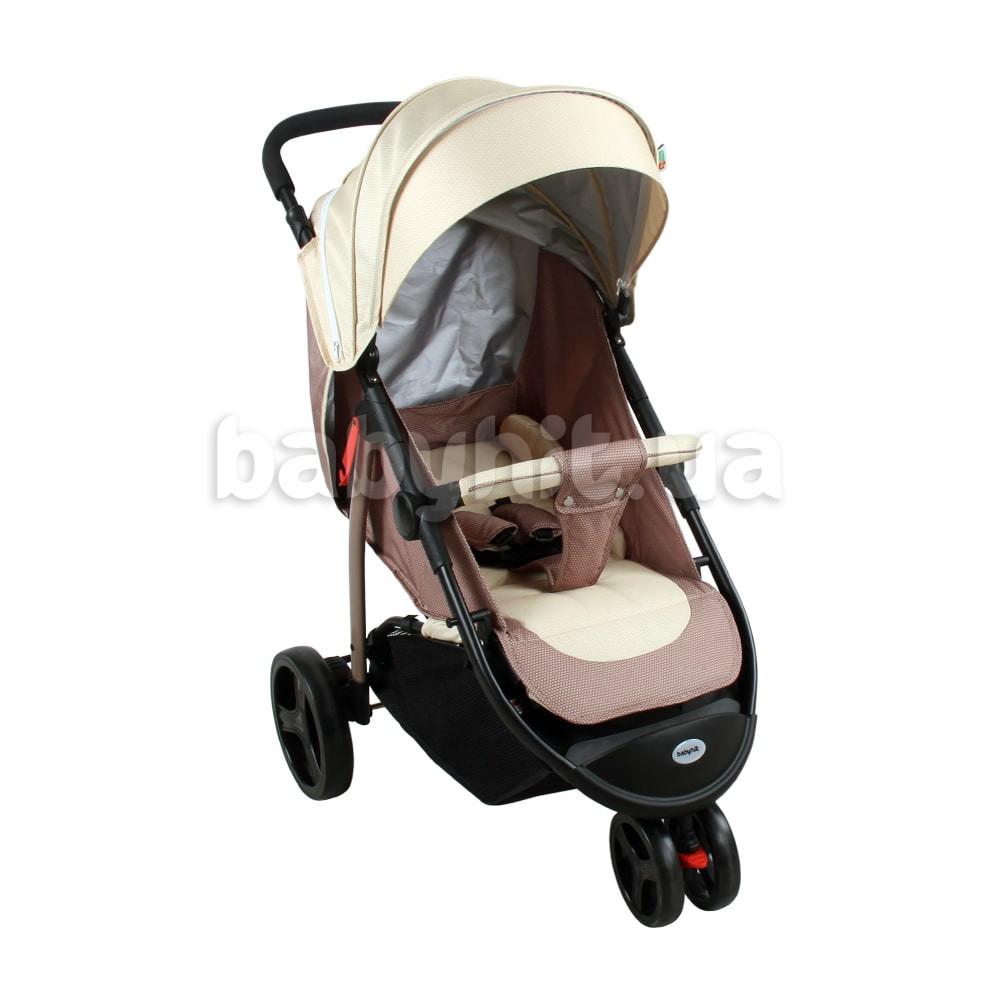 Прогулянкова коляска Babyhit Trinity Beige