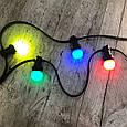 Уличная гирлянда Alphatrade Belt Light (Белт лайт) 100 м, 300 патронов, фото 3