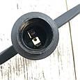 Патрон Е27 для уличной гирлянды Alphatrade Belt Light  Влагозащищенный, 1 шт., фото 4