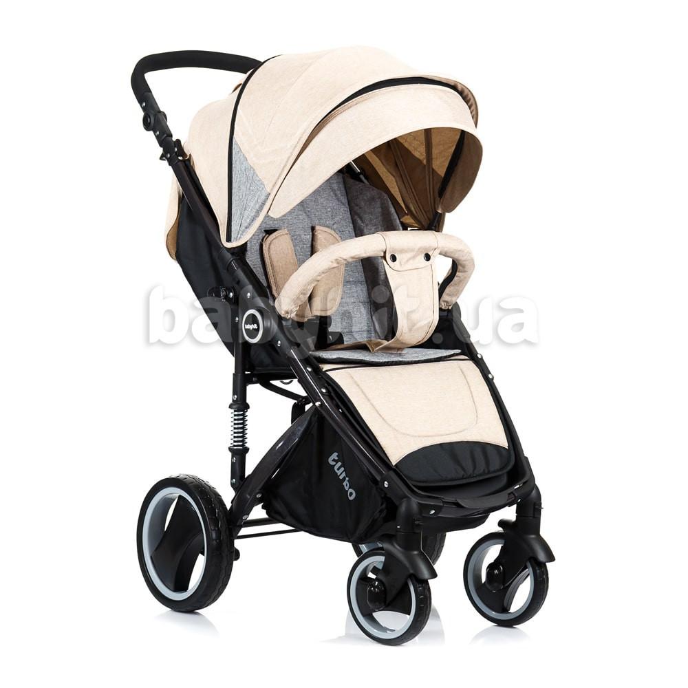 Прогулочная коляска Babyhit Turbo Grey