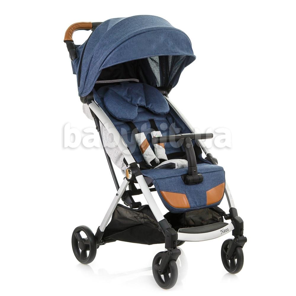 Прогулянкова коляска Babyhit Neos Noble blue