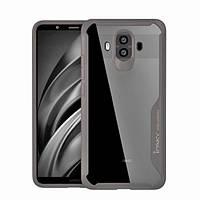 TPU+PC чехол iPaky Luckcool Series для Huawei Mate 10 (Серый)