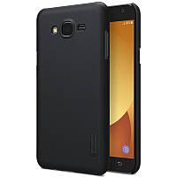 Чехол Nillkin Matte для Samsung J701 Galaxy J7 Neo (Черный)