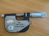 Скоба рычажная СР 0-25(Польша) ГОСТ11098-75 (2 мкм) возможна калибровка УкрЦСМ, фото 1