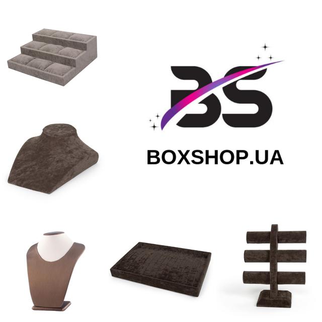 Демонстрационное оборудование для продажи ювелирных изделий и бижутерии