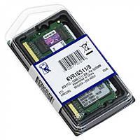 Оперативная память Kingston 8 GB SO-DIMM DDR3 1600 MHz (KVR16S11/8)