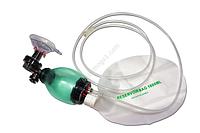 Дыхательный респирационный мешок (мешок АМБУ) одноразовый