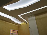 Светодиодная подсветка ниши и потолка