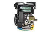 Двигатель Grunwelt GW460FE-S  / WM192FЕ-S, бензин 18,0л.с., шпонка, фото 3