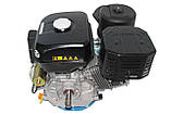 Двигатель Grunwelt GW460FE-S  / WM192FЕ-S, бензин 18,0л.с., шпонка, фото 8