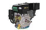 Двигатель Grunwelt GW460FE-S  / WM192FЕ-S, бензин 18,0л.с., шпонка, фото 4