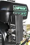 Двигатель Grunwelt GW460FE-S  / WM192FЕ-S, бензин 18,0л.с., шпонка, фото 9