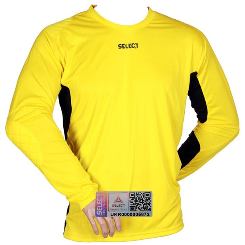 Вратарский свитер Select Goalkeeper Shirt Spain 530-07-54