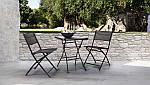 Стол Mexico т.серый, стекло, фото 8
