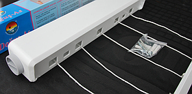 Автоматическая бельевая веревка Dogus 4,2 м, фото 3