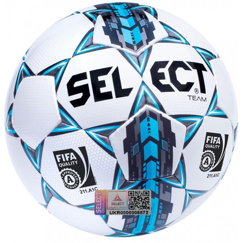 Футбольный мяч Select Team FIFA размер 5