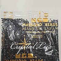 Рубка Matsuno 928 11/0 2CUT 100гр Hematite