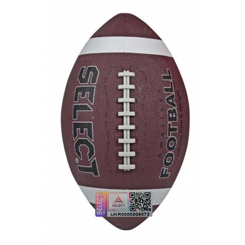 Мяч для американского футбола SELECT AMERICAN FOOTBALL Pro 229080