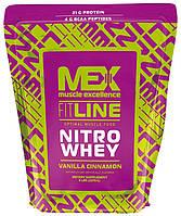 Протеин MEX Nutrition Nitro Whey 2,27 кг