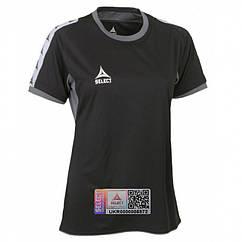 Футболка женская Select Ultimate shirt 628510 черная