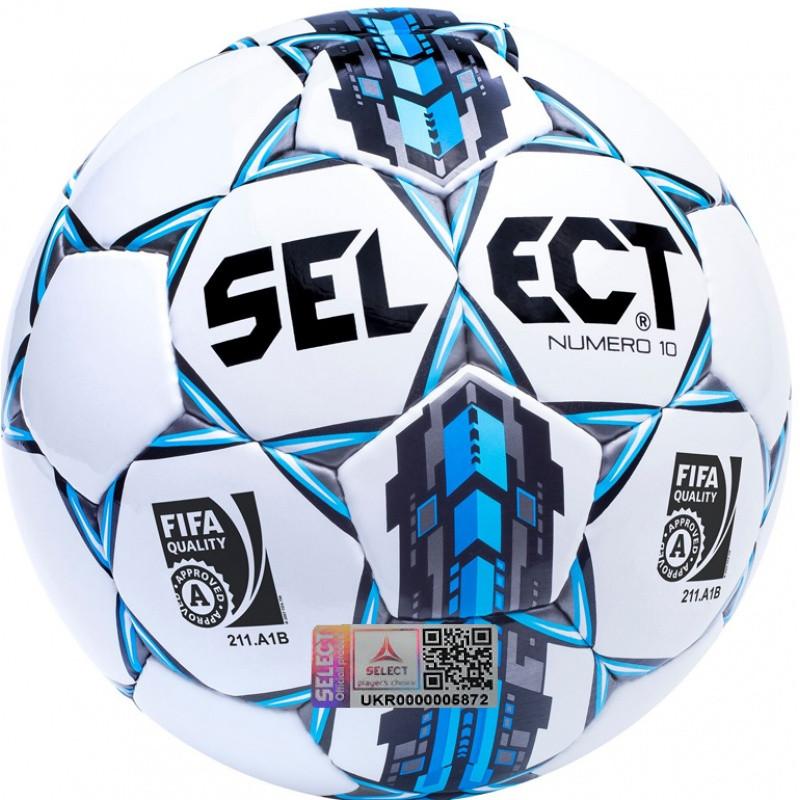 Футбольный мяч Select Numero 10 IMS FIFA размер 5
